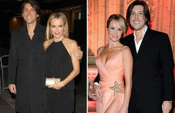 Amanda Holden reveals husband Kris puts her on the 'naughty step' because her 'big gob' gets her into trouble
