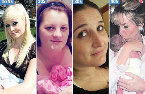 Four women reveal the trials and tribulations of becoming a mum