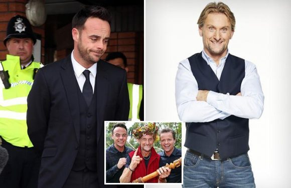 Carl Fogarty slams Ant McPartlin and tells him to 'man up' in furious rant