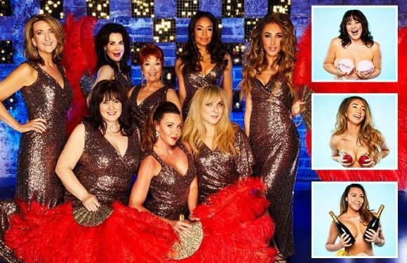 Fury as ITV paid The Real Full Monty: Ladies Night stars £10,000 each — but raised just £4,000 for their appeal