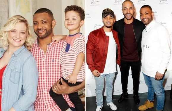 JLS star JB Gill reveals his wife Chloe is pregnant as they prepare to become parents for a second time