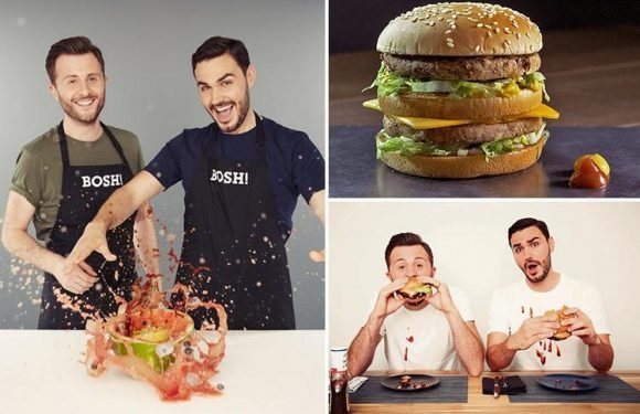 Yorkshire lads are cooking up delicious plant-based meals that make you last longer in bed