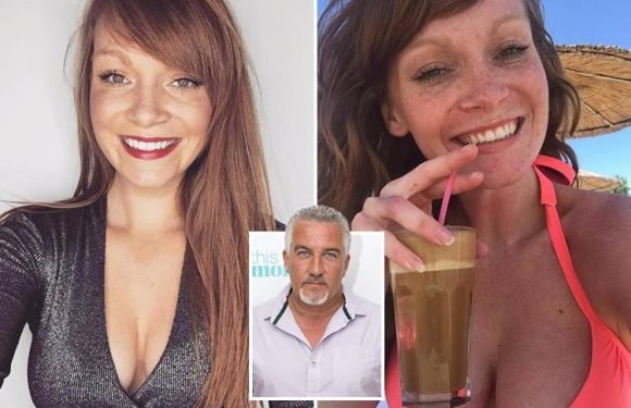 Great British Bake Off's Paul Hollywood, 52, whisks 22-year-old barmaid lover away on a secret holiday