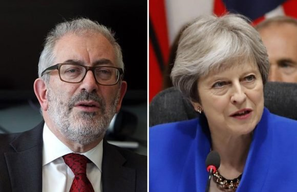 Outcry over Jeremy Corbyn aide Lord Kerslake's 'Nazi' slur on PM Theresa May after Windrush Generation debacle
