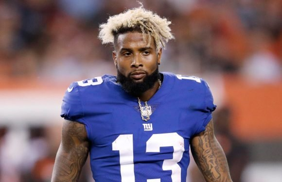 Odell Beckham's angling for the mega-deal has begun