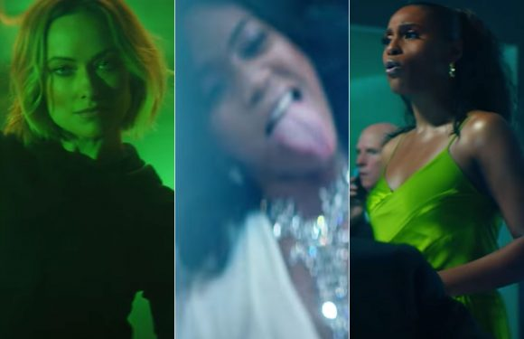 Drake's Nice for What video: Olivia Wilde, Tiffany Haddish, Issa Rae, more star