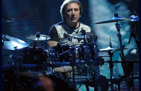 Kenney Jones Autobiography Coming Next Month