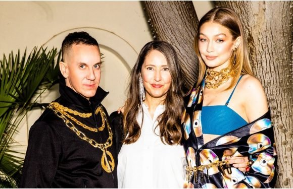 We're Freaking the Eff Out  — Moschino Is Teaming Up With H&M and Gigi Hadid Already Has a Piece