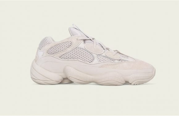Prepare to Freak the Eff Out — These Blush-Hued Yeezy Sneakers Are Only $200
