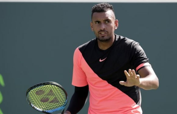 Nick Kyrgios steps away from tennis and returns to Canberra