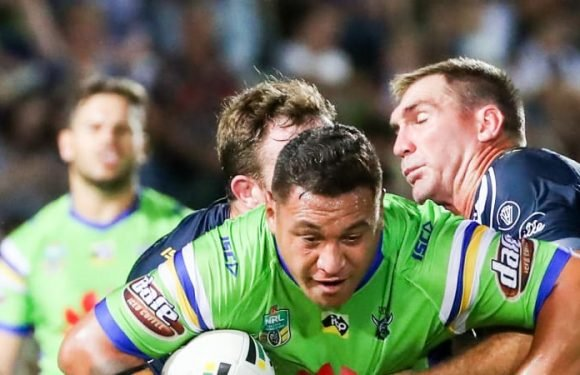Has Papalii sewn up the Raiders No.13 jersey in battle of the beasts?