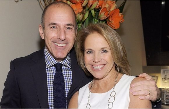"""Katie Couric on Matt Lauer's Sexual Assault Allegations: """"It's Incredibly Upsetting"""""""