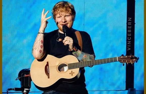 Ed Sheeran Reportedly In Talks For New Danny Boyle Film