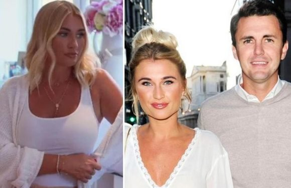 Furious Billie Faiers threatens to call off wedding to Greg Shepherd after he prioritises THREE stag dos above booking venue
