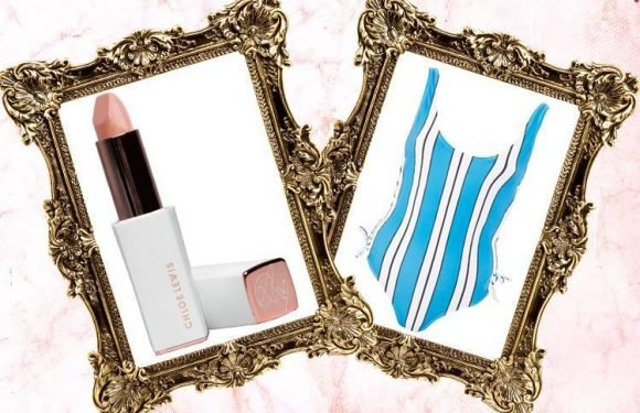 Summer cossies and the perfect nude lipstick… here's what we're lusting after today