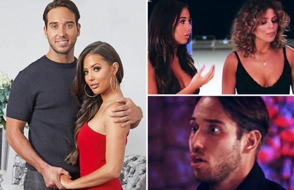 Towie's Yazmin Oukhellou hits out at suggestions James Lock is abusive and reveals a previous relationship left her needing counselling