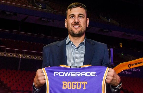 'It's not about money': Why Bogut has gone all in for the Kings