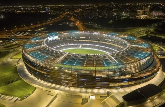 Perth rises in hierarchy of cricket venues with stadium to host maiden Test