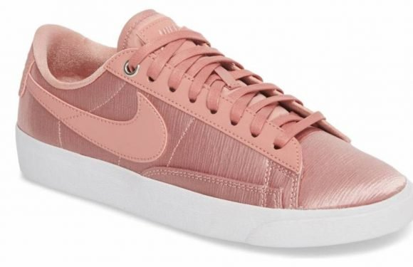You'll Audibly Gasp When You See These New Pink Nike Sneakers — Get 'Em at Nordstrom!