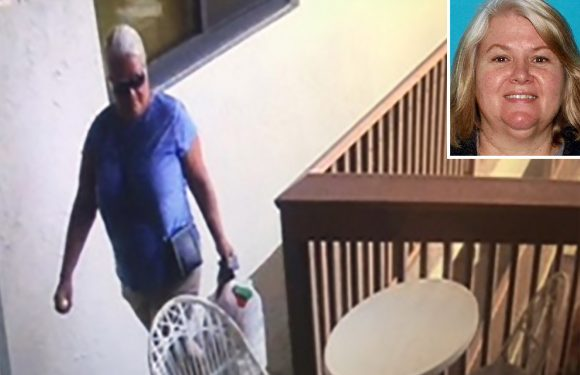 Grandma wanted for several murders spotted on video at Florida hotel: police