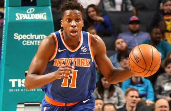 Where Ntilikina must improve if he's to survive in the NBA