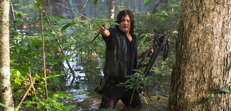 The Walking Dead star Norman Reedus sets the record straight about Daryl 'betraying' Rick