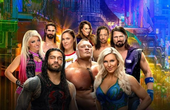 WrestleMania 34: Live review and full show match results as it happens – plus video highlights