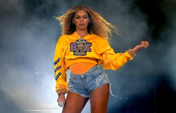Beyoncé reunites with Destiny's Child as she takes to the stage for Coachella 2018 headline gig