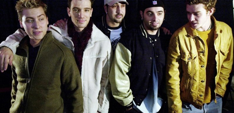 NSYNC immersive experience headed to Hollywood ahead of Walk of Fame star dedication
