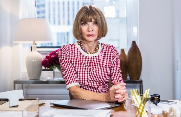 Is Anna Wintour out at Vogue?