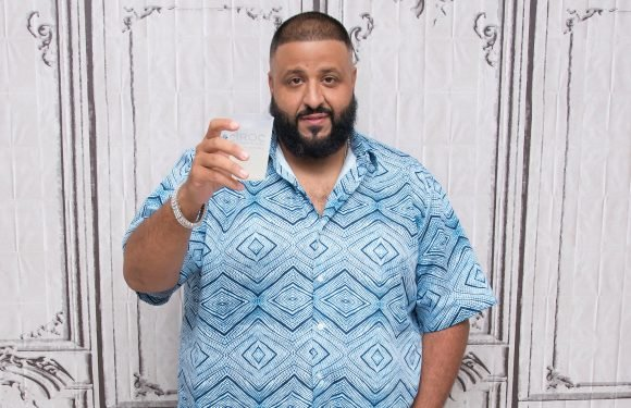DJ Khaled under fire for pouring vodka over breakfast cereal