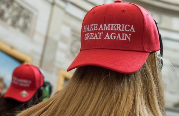 Tourist mugged at knifepoint for MAGA hat