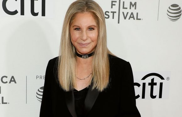 Intimate Barbra Streisand snaps captured in upcoming book