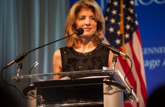 Caroline Kennedy happy to be out of political fray