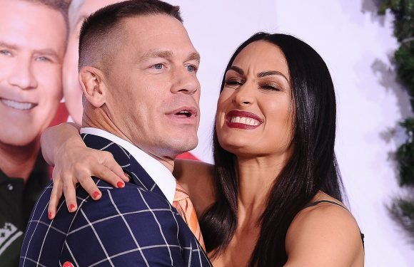 John Cena made Nikki Bella sign a 75-page contract to move in together