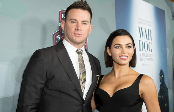 It's over for Channing Tatum and Jenna Dewan Tatum