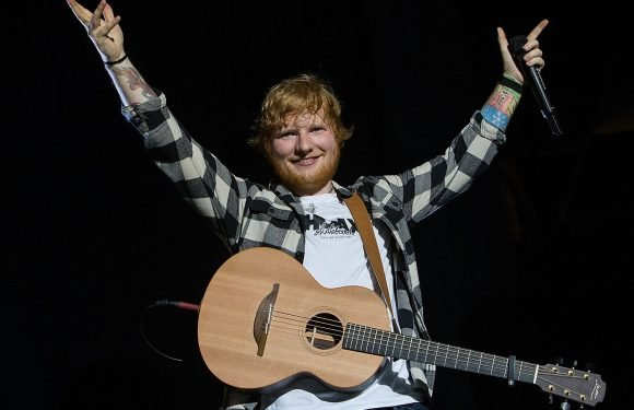 Ed Sheeran to be named Artist of the Year at Music Biz conference