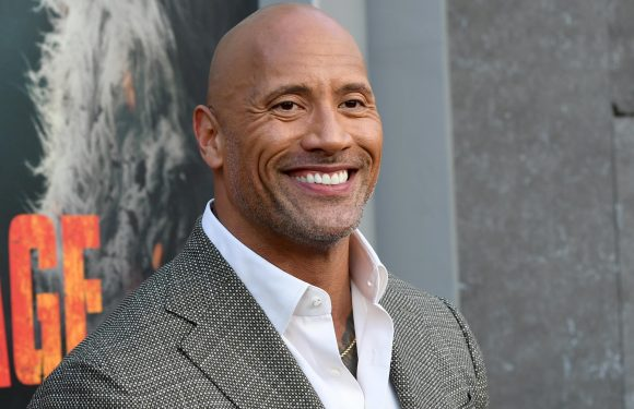 Dwayne Johnson is hosting a $300,000 round of HQ Trivia