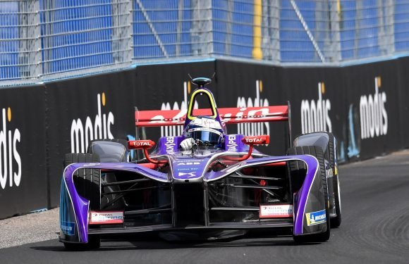 Formula E: Brit Sam Bird wins Rome E-Prix as chaos in Italy sees four-car pile up on historic streets