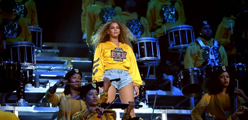 Beyonce Marches to a Different Drumline in Stunning Coachella Performance