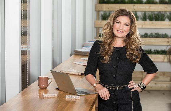 Karren Brady means business in new show Give It A Year