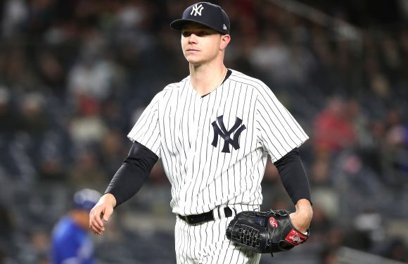 Sonny Gray awful again as Yankees fall to Blue Jays