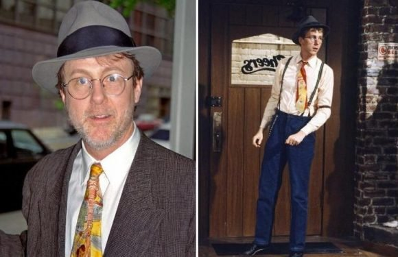 Harry Anderson dead – Cheers and It star dies in North Carolina home aged 65