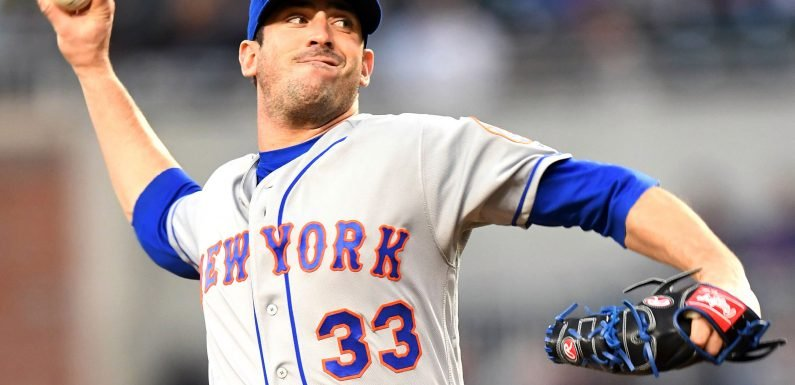 It's the beginning of an ugly end for Matt Harvey and the Mets