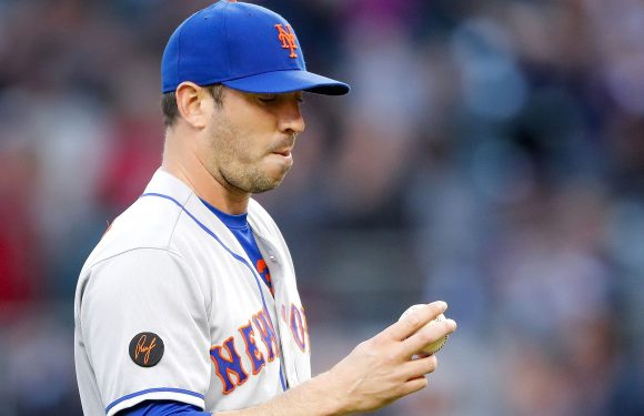 Mets not quite sure what to do with Matt Harvey
