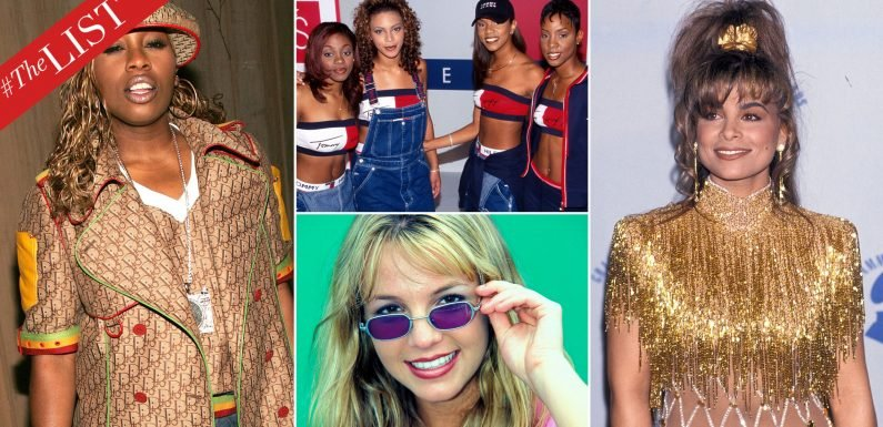 All These Once-Cringeworthy Throwback Trends Are Now Cool Again