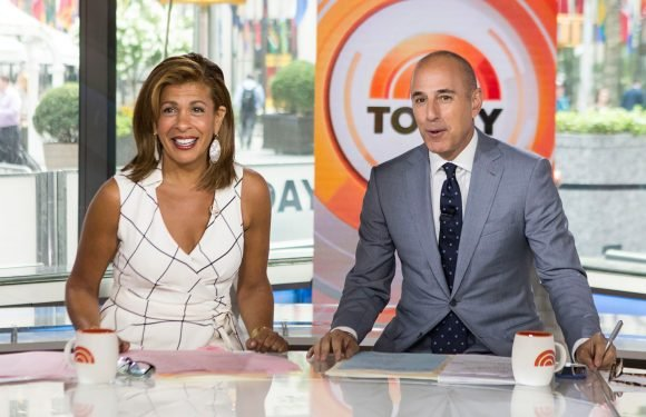 Why Hoda Kotb still keeps in touch with Matt Lauer