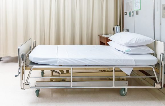 Your hospital bed is probably full of deadly germs