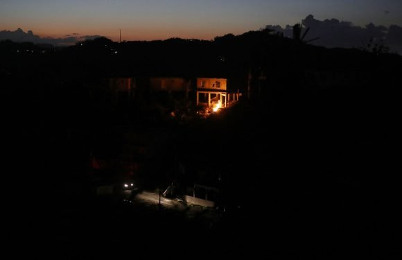 Puerto Rico hit by island-wide blackout
