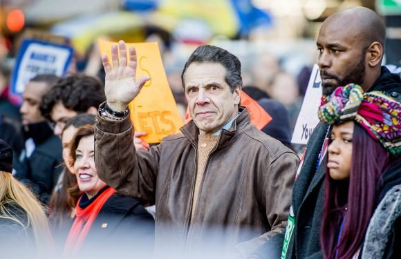 Cuomo's dug New York into a giant tax trap